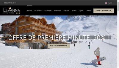 Site internet de Hotel Restaurant
