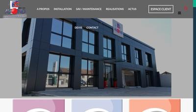 Site internet de Lfc Avond Services