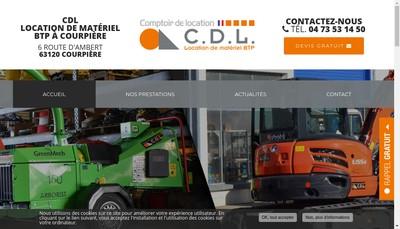 Site internet de Locachel