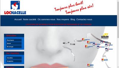 Site internet de Societe Nouvelle Locnacelle