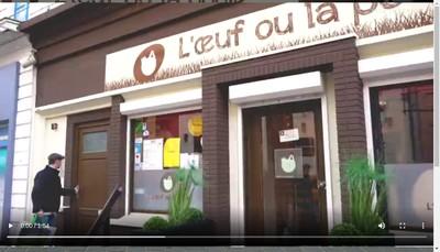 Site internet de L'Oeuf Ou la Poule