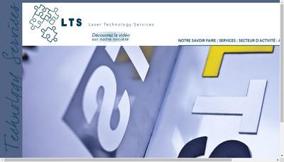 Site internet de LTS