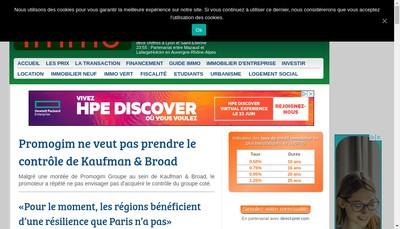 Site internet de Sylvain d'Huissel