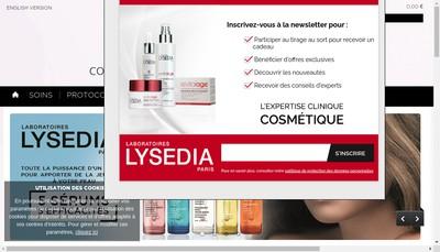 Site internet de Lysedia
