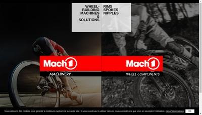 Site internet de Mach 1