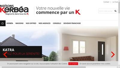 Site internet de Jaspy Construction