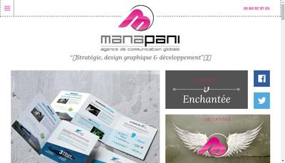 Site internet de Manapani