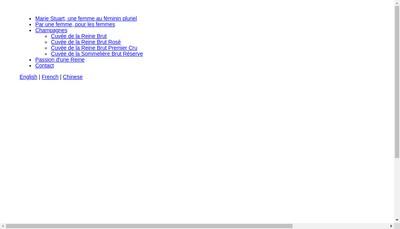 Site internet de Marie Stuart