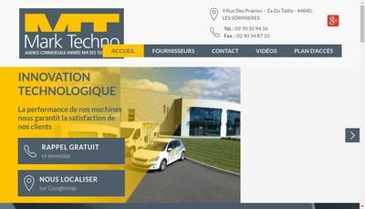 Site internet de Mark'Techno