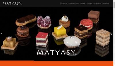 Site internet de Matyasi D