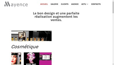 Site internet de Mayence France