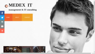 Site internet de Medex It