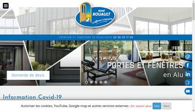 Site internet de SARL Rene Rouault