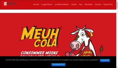 Site internet de Solibulles
