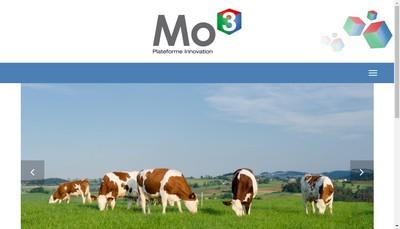 Site internet de Mo3