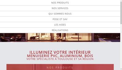 Site internet de Mode et Fenetres