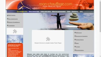 Site internet de Cts