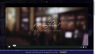 Site internet de Restauration Edouard Vii