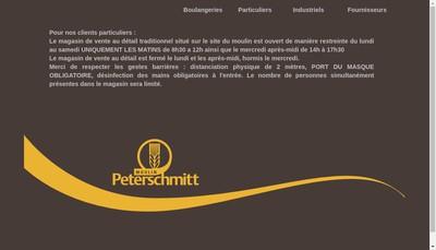Site internet de Moulin Peterschmitt