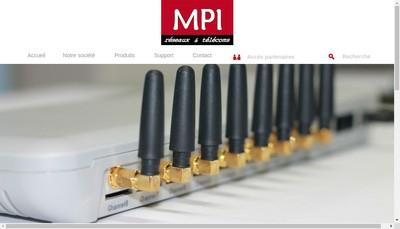 Site internet de Mpi