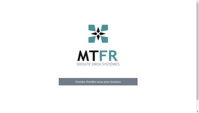 Site internet de Mt France