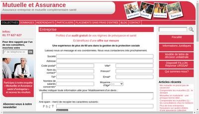 Site internet de Olam Partners