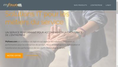 Site internet de Consult-Ea