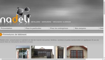 Site internet de Entreprise G Fiot