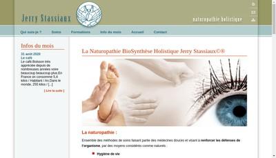 Site internet de Jerry Stassiaux