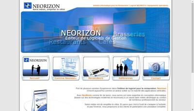 Site internet de Neorizon