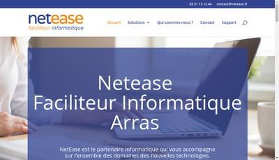 Site internet de Netease