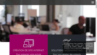 Site internet de SOWINK