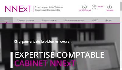 Site internet de Nnext