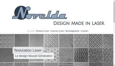 Site internet de Novelda