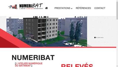 Site internet de Numeribat