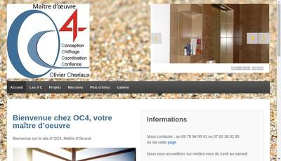 Site internet de Oc4