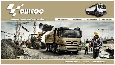 Site internet de Ohleoc