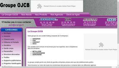 Site internet de Verseron
