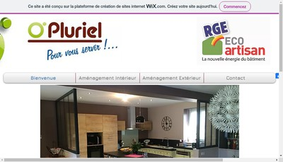 Site internet de O'Pluriel