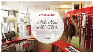 Site internet de Lardet Compiegne