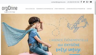 Site internet de Orgonne