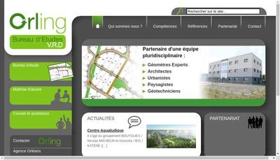 Site internet de Orling