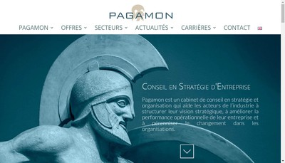 Site internet de Pagamon