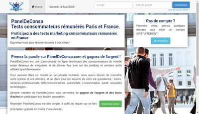 Site internet de Marketing Prophylactique