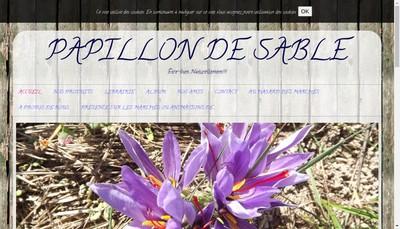 Site internet de Veronique Lupiac