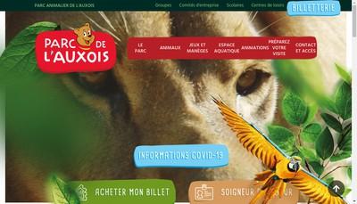 Site internet de Zoo-Service