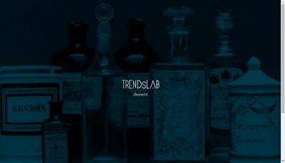 Site internet de Parfumologie