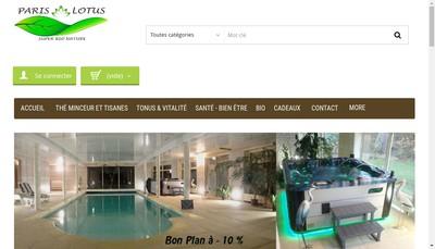 Site internet de Lotus 1