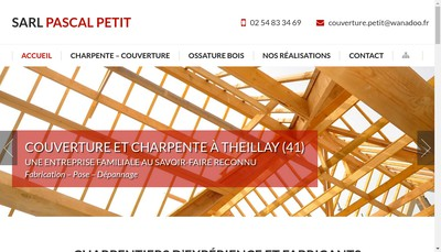Site internet de Pascal Petit