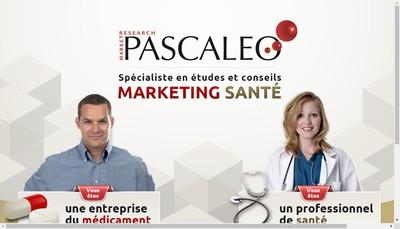 Site internet de Pascaleo